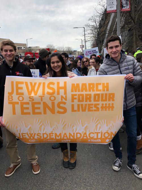 March Boston