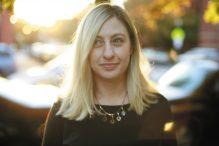 Meredith Goldstein (Photo: Alex Teng)