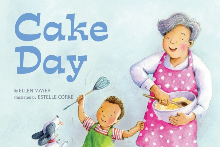 Cake Day by Ellen Mayer