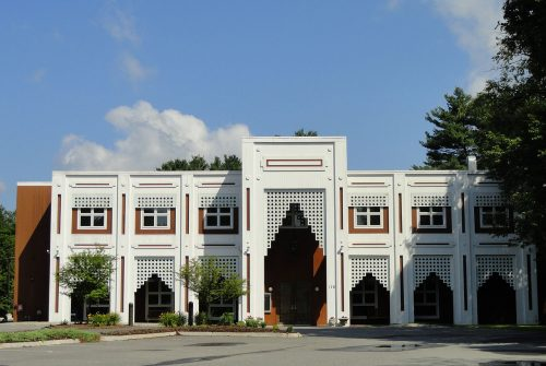 Islamic Center of Boston in Wayland (Photo: Daderot/Wikimedia Commons)