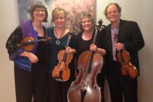 Aryaloka String Quartet (Courtesy photo)