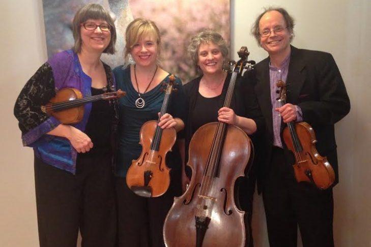 Aryaloka String Quartet (Courtesy photo)