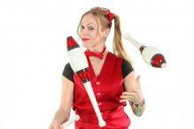 Jenny the Juggler (Courtesy photo)