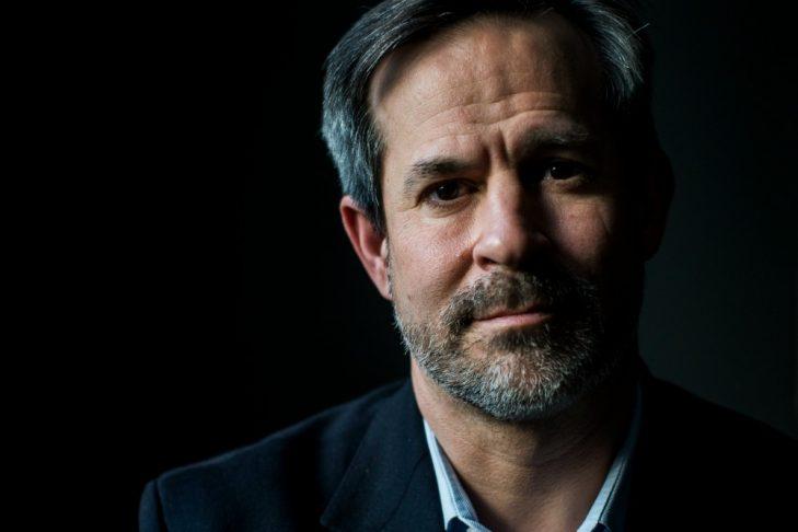 Jonathan Weisman (Photo: Gabriella Demczuk)