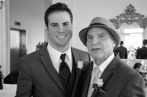 Ricky Kahn wedding