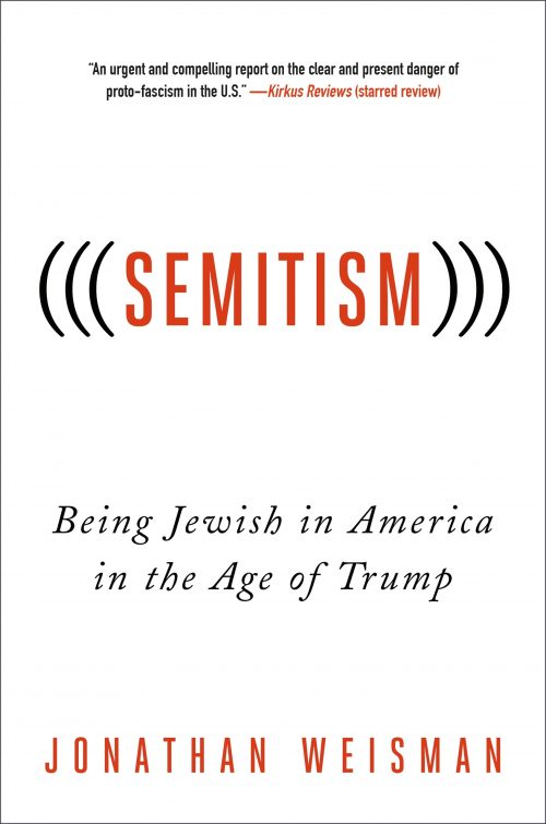(((SEMITISM))) book cover