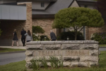 Temple Israel in Sharon will host an April 11 service for Yom HaShoah, a day of remembrance for Jews who died during the Holocaust (GLOBE FILE 2014)