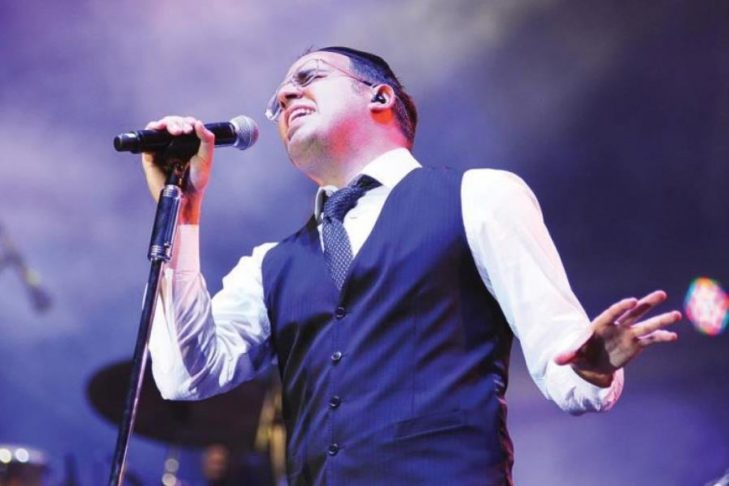 Yaakov Shwekey (Courtesy photo)