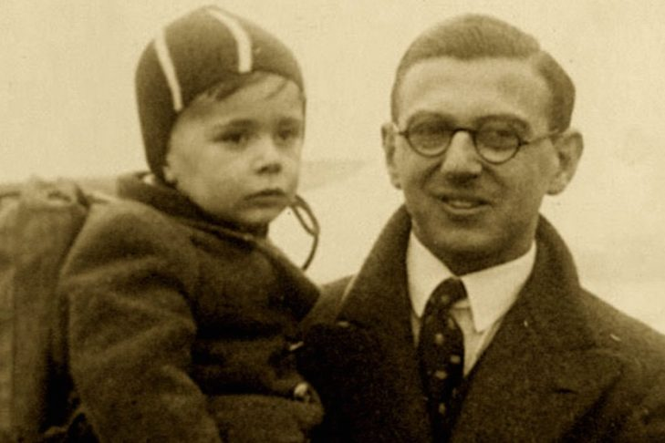 Nicholas Winton: The Power of Good (Promotional still)