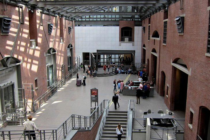 United States Holocaust Memorial Museum in Washington, D.C. (Photo: AgnosticPreachersKid/Wikimedia Commons)