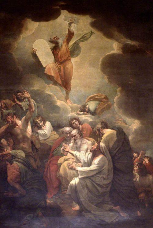 5 Ridiculous Representations of Mount Sinai in Art History