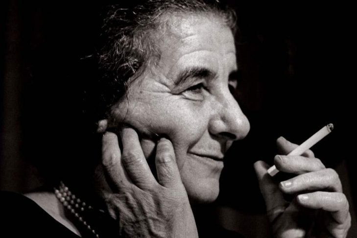 Golda Meir (Courtesy photo: Shocken Publishing House)
