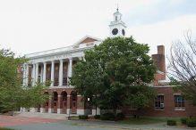 REFERRAL: Arlington High School in Massachusetts, US, on August 6, 2007. (Tim Pierce/Wikipedia)