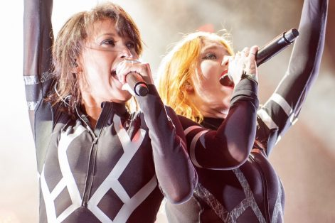 Icona Pop (Kim Metso/Wikimedia Commons)