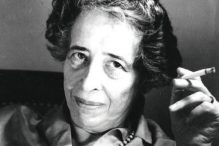 Hannah Arendt (Photo: Ryohei Noda/Creative Commons)