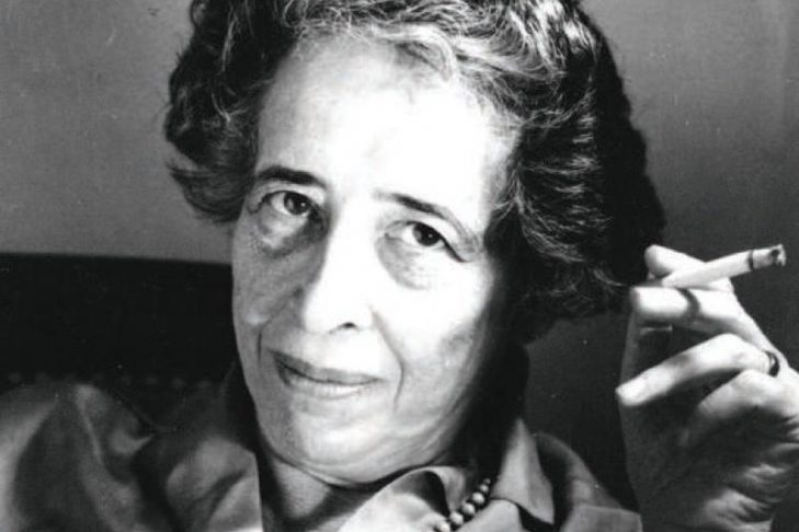 Hannah Arendt (Photo: Ryohei Noda/Creative Commons)