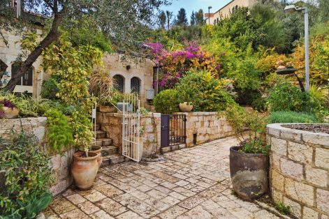 Yemin Moshe district in Jerusalem (Photo: DeltaOFF/iStock)