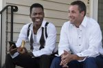 "Chris Rock and Adam Sandler in ""The Week Of"" (Courtesy Netflix)"