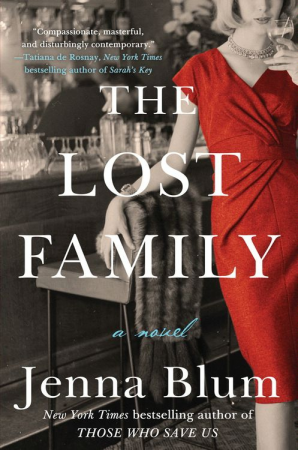 """The Lost Family"" by Jenna Blum"