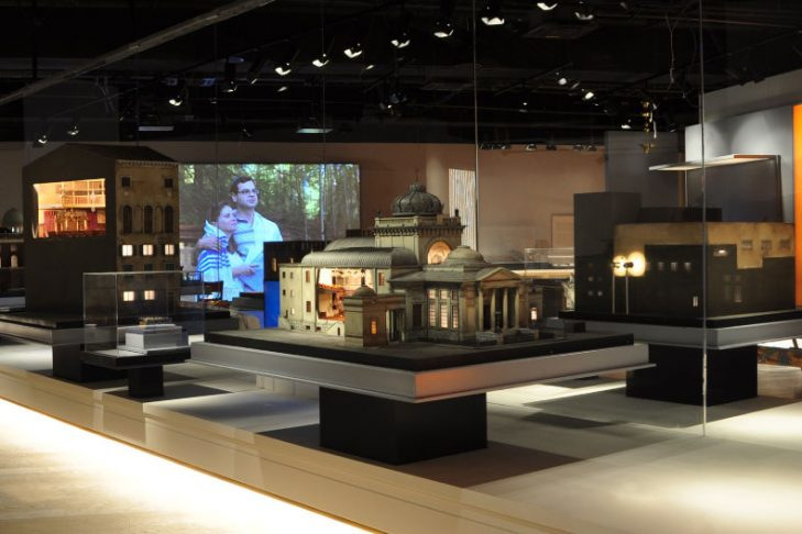 The Museum of the Jewish People at Beit Hatfutsot, Israel (Courtesy photo)
