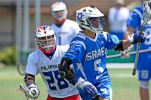 (Courtesy Israel Lacrosse)