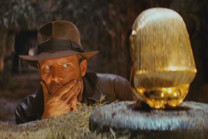 "Harrison Ford in ""Raiders of the Lost Ark"" (Promotional still)"