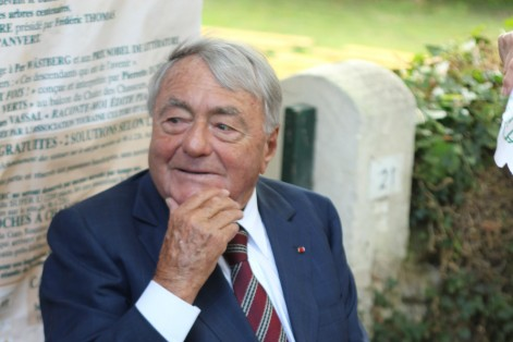 Claude Lanzmann (Photo: ActuaLitté/Flickr)