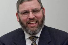 Rabbi Aryeh Klapper (Courtesy photo)