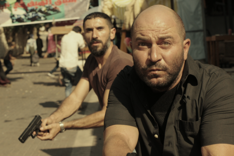 "Lior Raz in ""Fauda"" (Promotional still: Netflix)"