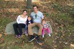 Emily and Matt Robinson with children Shira and Ava (Courtesy photo)