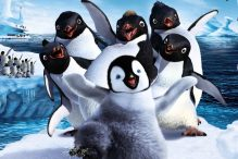 """Happy Feet"" (Promotional still)"