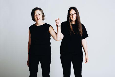 Diana Levine and her mom, Cindy (Courtesy Diana Levine)