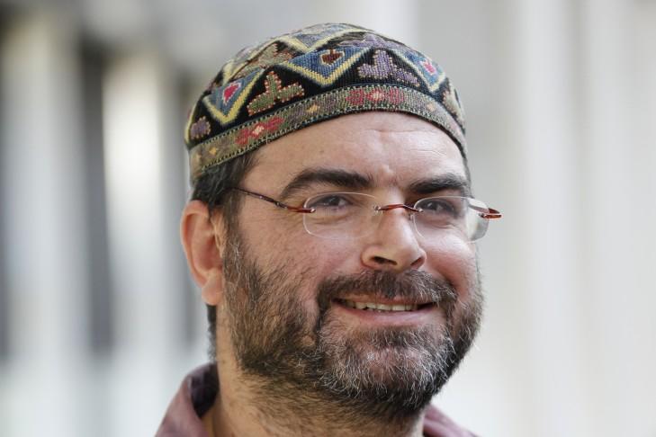 Rabbi Ebn Leader (Courtesy photo: Hebrew College)