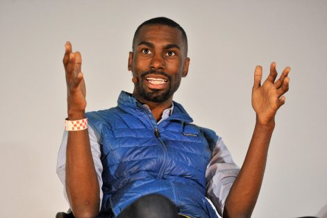 DeRay Mckesson (Photo: Steve Jennings/Getty Images for TechCrunch)