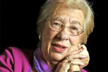 Eva Schloss (Courtesy photo)