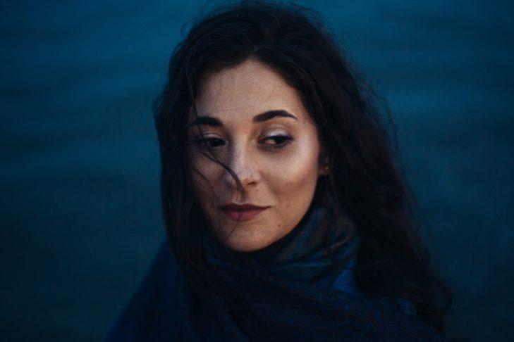 Elana Arian (Photo: Sasha Arutyunova)