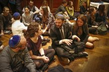 REFERRAL: Millennials on the floor at the Prince George Ballroom. (Courtesy of Ohel Ayala)