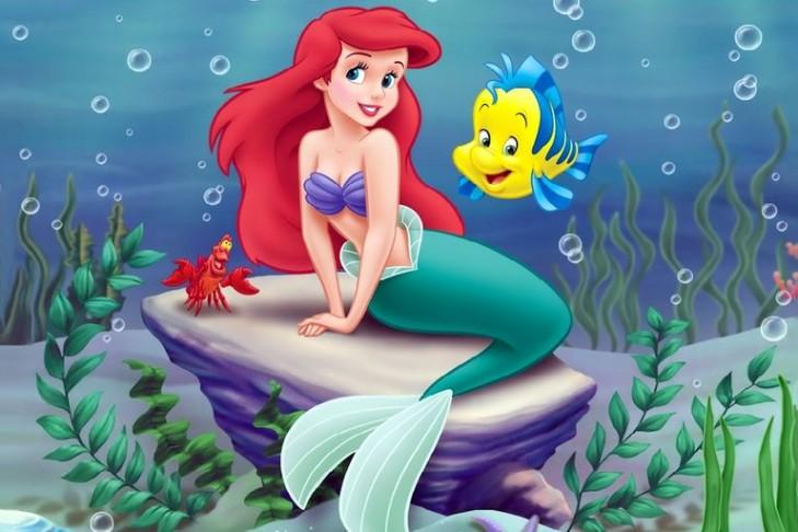 """The Little Mermaid"" (Courtesy image: Disney)"