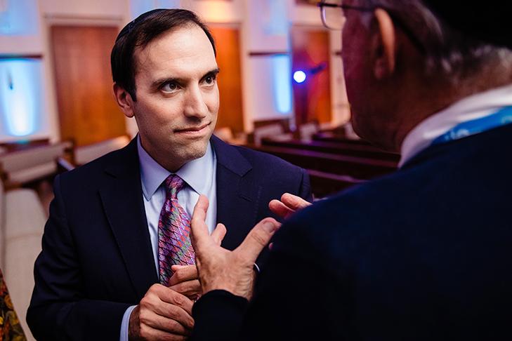Rabbi Marc Baker (Photo: CJP)