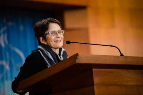 Rabbi Sharon Cohen Anisfeld (Courtesy Hebrew College)