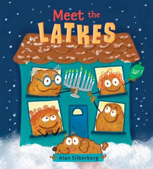"""Meet the Latkes"" by Alan Silberberg (Courtesy photo)"