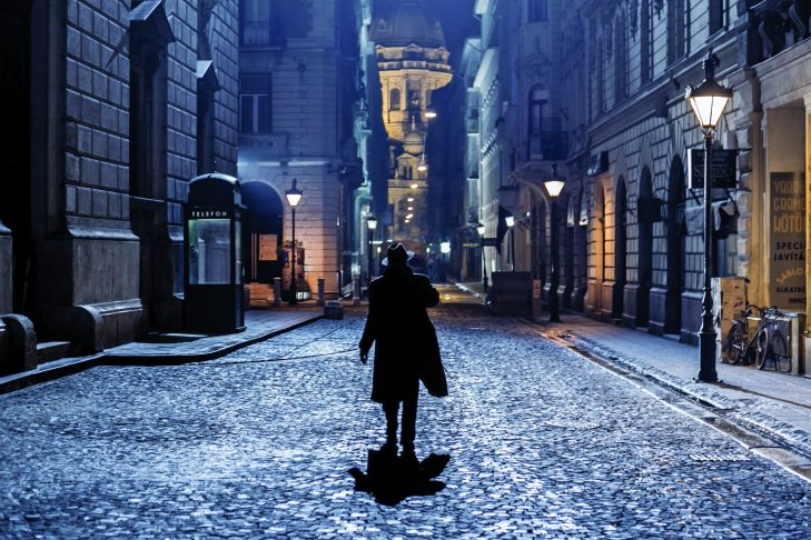 """""""Budapest Noir"""" (Courtesy image)"""