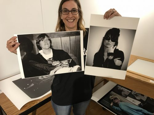 Kramer_Making Prints_Photo Jimi Simmons