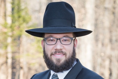 Rabbi Mike Moskowitz (Courtesy photo)