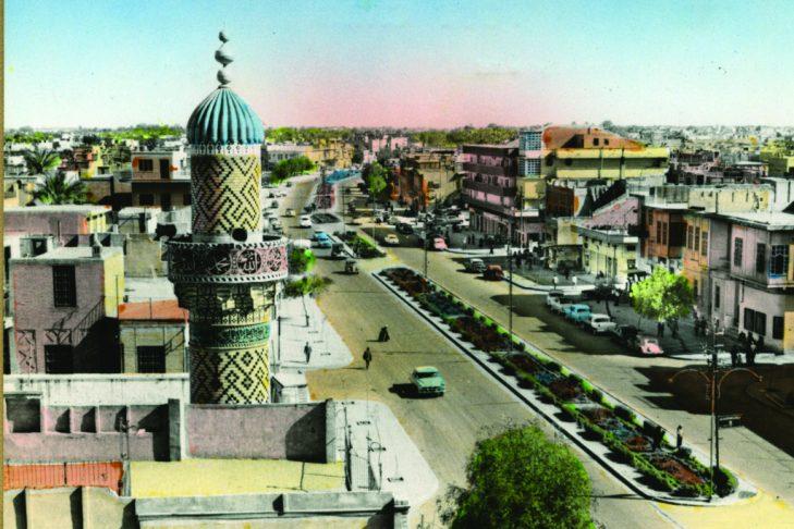 """""""Remember Baghdad"""" (Courtesy image)"""