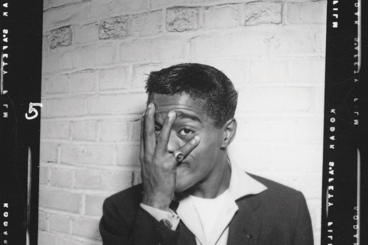 """Sammy Davis, Jr.: I've Gotta Be Me"" (Courtesy image)"