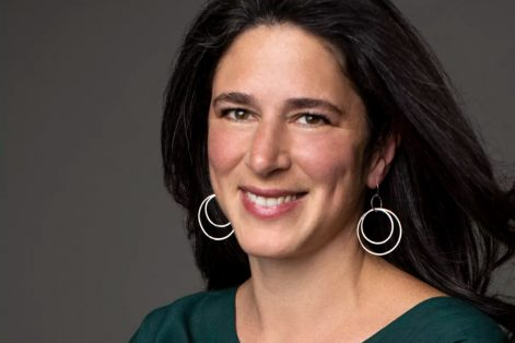 Rebecca Traister (Courtesy photo: Victoria Stevens)