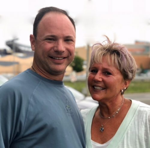 Sheryl Lappin-Levy and Eric Levy