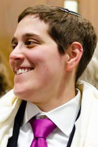 Rabbi Becky Silverstein. Photo by Jordyn Rozensky.
