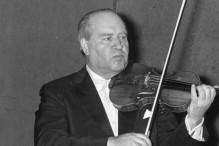 David Oistrach (Photo: Dutch National Archives)